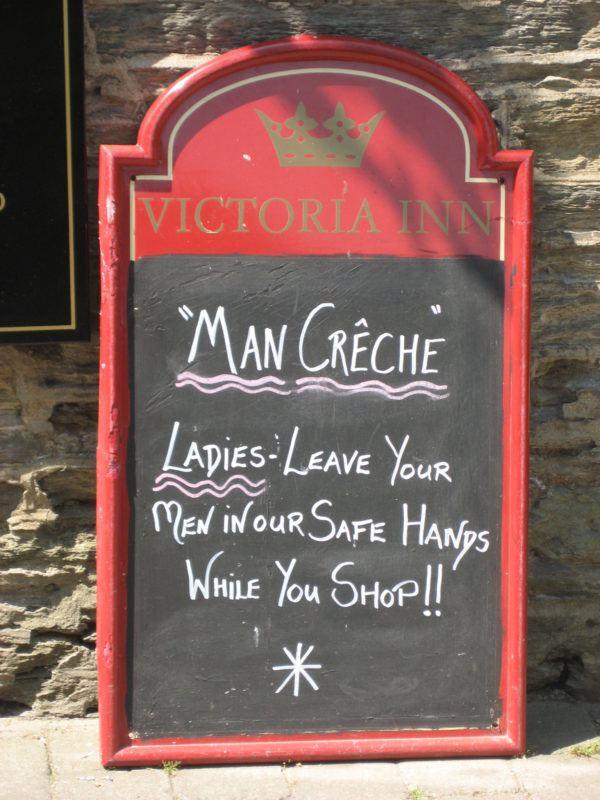 The British sense of humour
