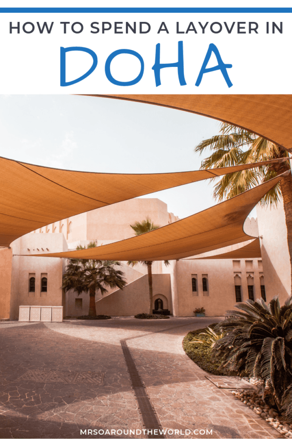 things to do in doha qatar stopover
