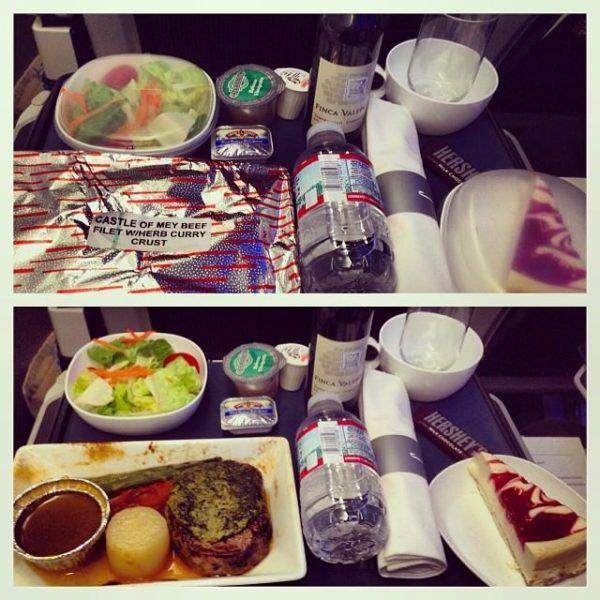 world traveller plus dining