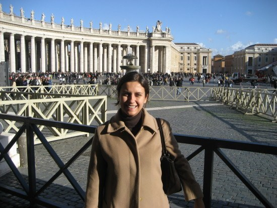 I am really excited to go back to Rome. It has been way too long