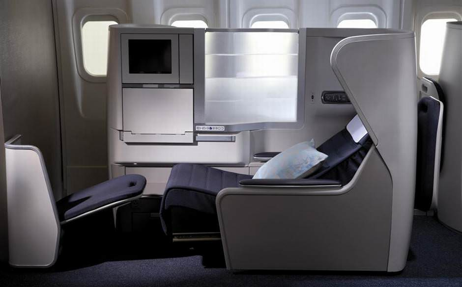 Business class flights to new york from heathrow