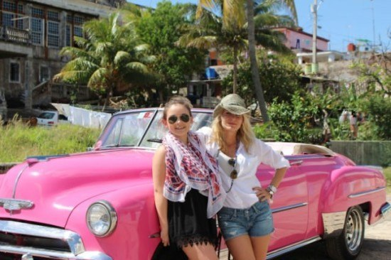 Kim-Marie and her daughter had a great time in Cuba. The photos are amazing