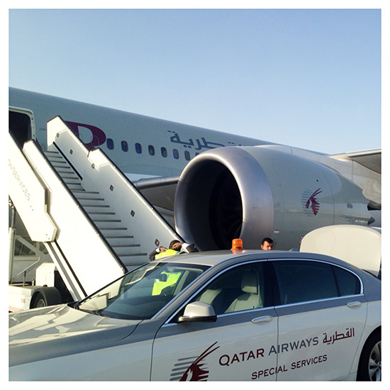 Qatar Airlines Special Services