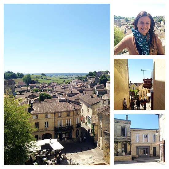 Absolutely worth a visit. I loved St. Emilion.
