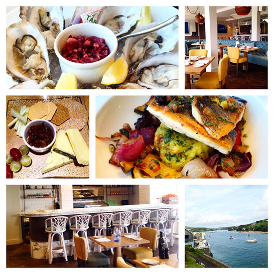 A very sea to table experience at The Jetty.