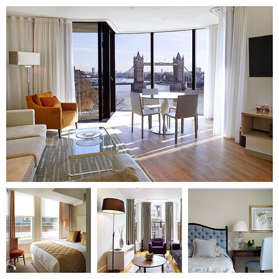 An apartment with a London view? Yes, please!