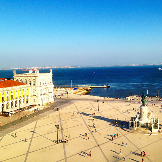 Lisbon, I missed you, oh so much.