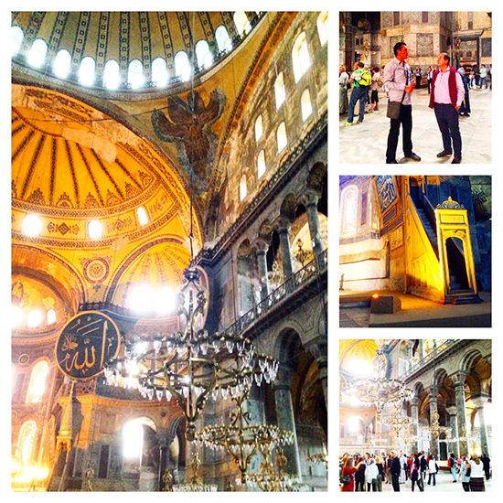 Hagia Sophia private tour with Luxury Istanbul