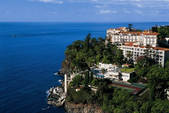 The Belmond Reid's Palace in Funchal, Madeira