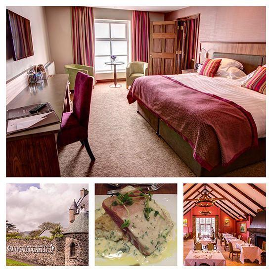 The Ballygally Castle Hotel