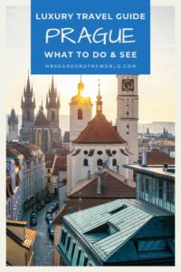 Prague Travel Guide Luxury Weekend in Prague Four Seasons Hotel City Break What to do in Prague
