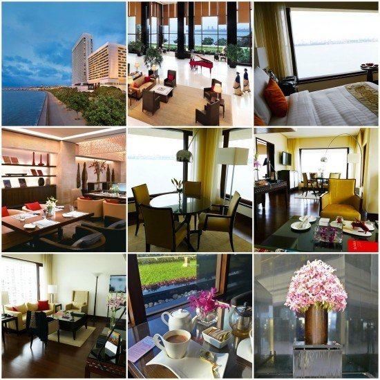 The Oberoi Mumbai - details from our room and the hotel