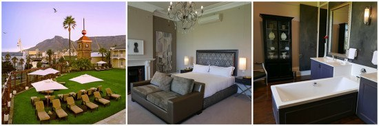 Luxury Trip to Cape Town - Dock House Boutique Hotel
