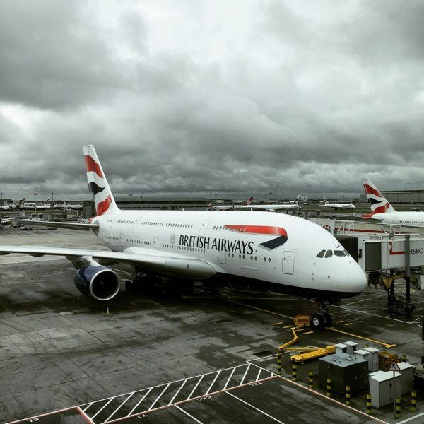 flight review british airways club world a380 business
