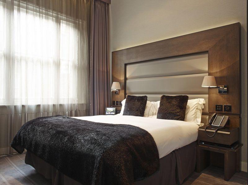 eccleston square hotel london bedroom