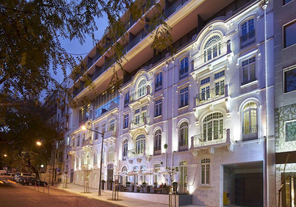 My hotel porto bay liberdade lisbon portugal portobay for Hotel luxury algarve