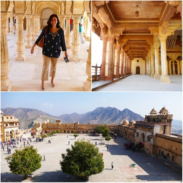 what to see in jaipur amber fort unesco world heritage