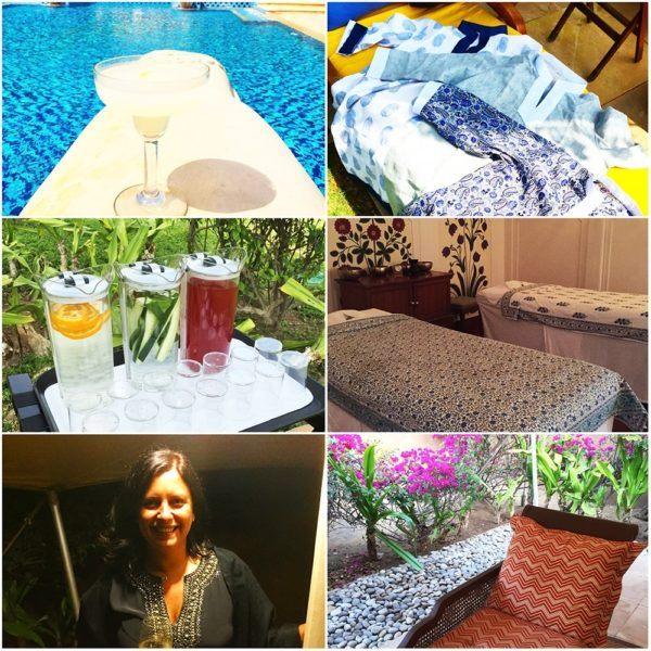 Oberoi Rajvillas Jaipur India luxury hotel details