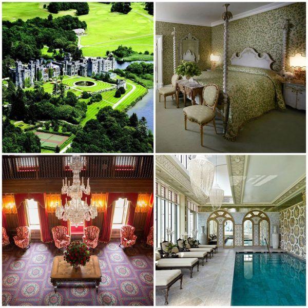 ashford castle luxury hotel in ireland giveaway