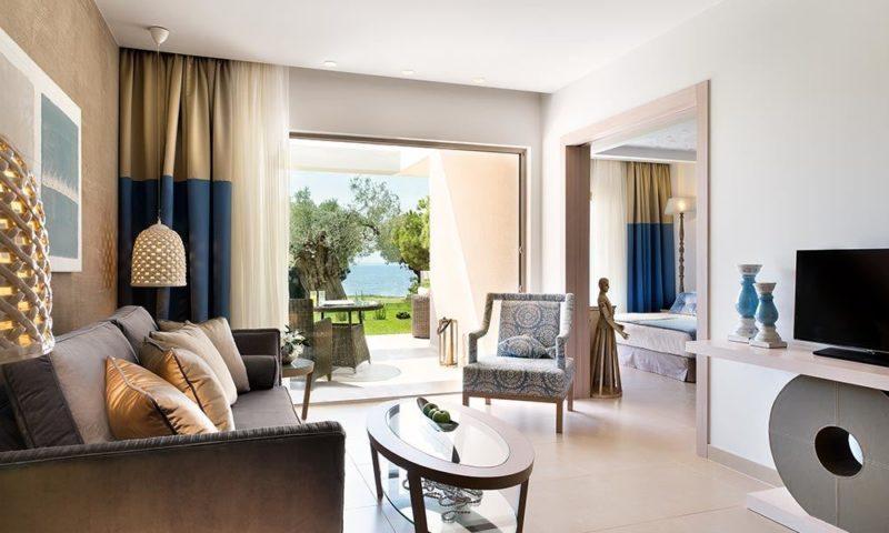 Luxury 5 Star Ikos Olivia Halkidiki Hotel Greece