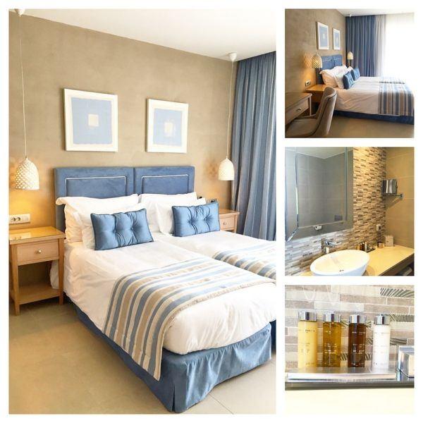 ikos olivia hotel halkidiki sovereign luxury travel bedroom bungalow