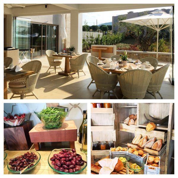 ikos olivia hotel halkidiki sovereign luxury travel breakfast