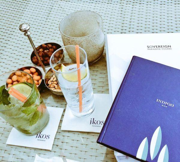 ikos olivia hotel halkidiki sovereign luxury travel cocktails
