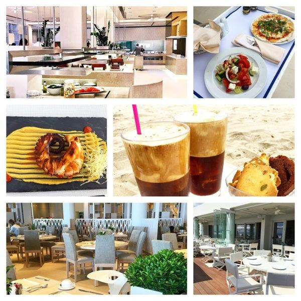 ikos olivia hotel halkidiki sovereign luxury travel food options