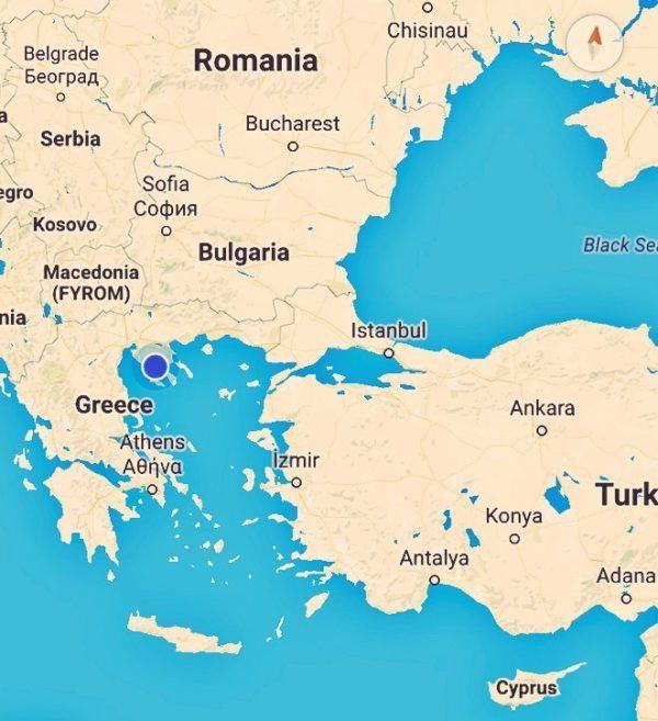 ikos olivia hotel halkidiki sovereign luxury travel map