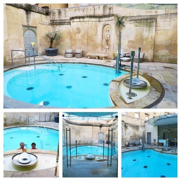 private cross bath thermae spa Roman baths