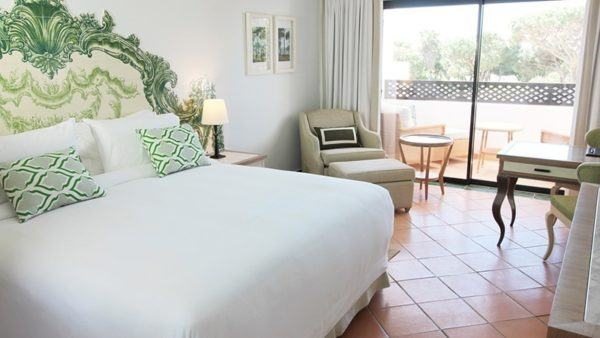 pine cliffs hotel sheraton algarve portugal luxury collection hotel sovereign luxury renovated premium deluxe bedroom