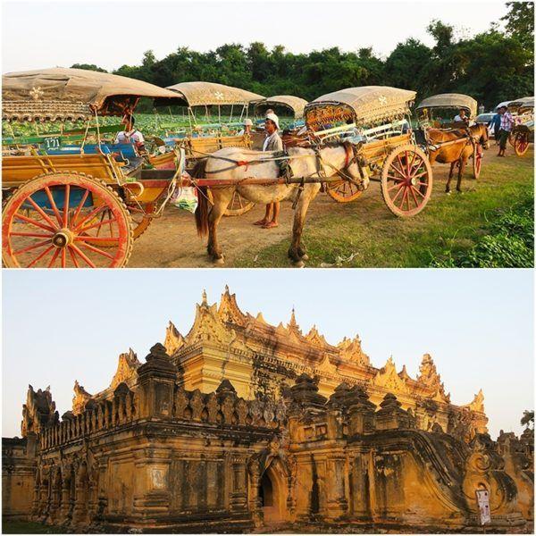 strand cruise myanmar bagan to mandalay luxury ava excursion
