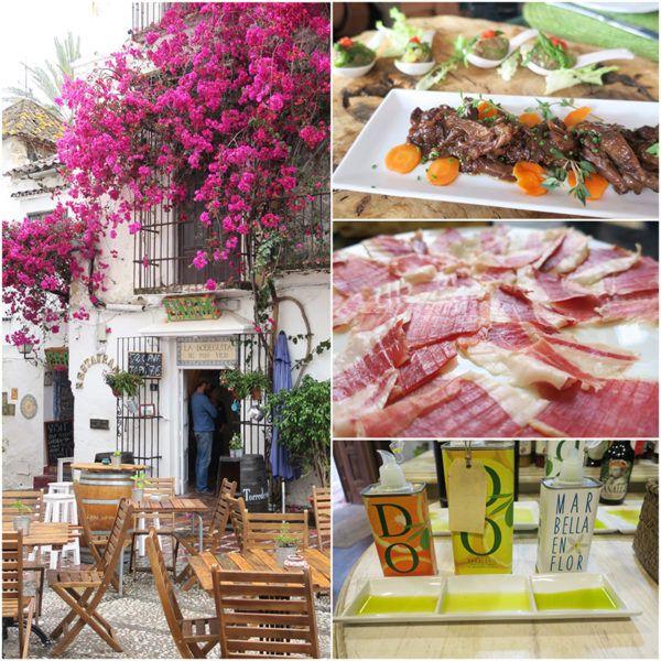 toma and coe tours andalucia spain marbella food tour
