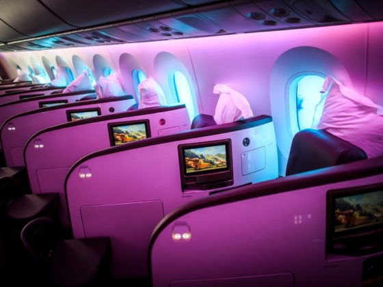 Virgin Atlantic Upper Class