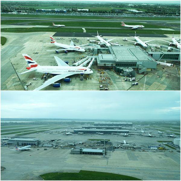 behind the scenes of heathrow britain busiest airport itv documentary airplanes