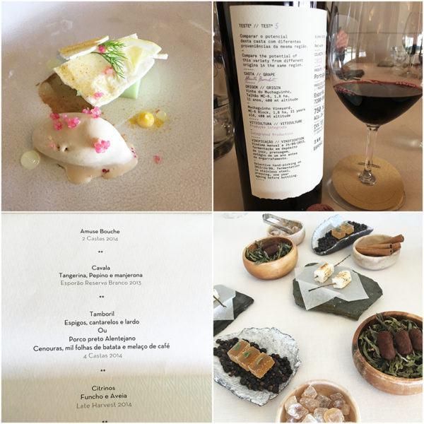 wine tourism portugal herdade do esporao wine tasting tour lunch at restaurant 2