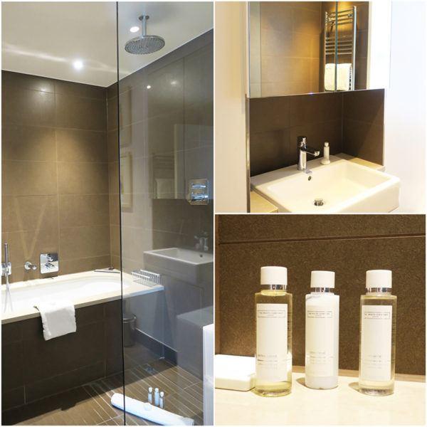 onefinestay london marylebone mayfair luxury apartment rental bathroom 1
