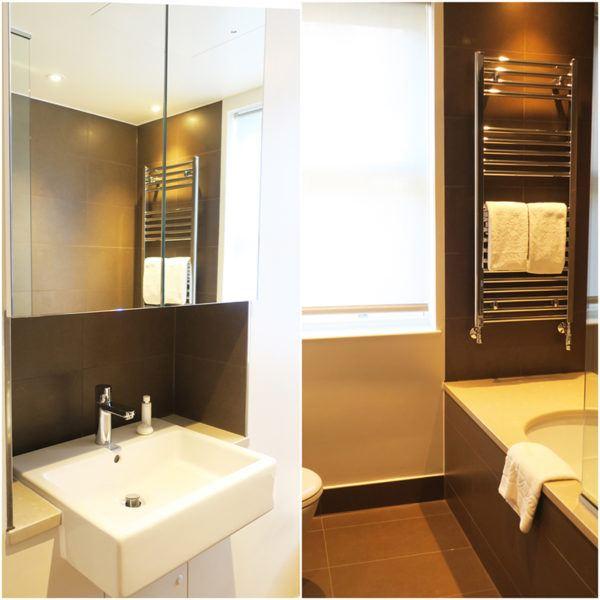 onefinestay london marylebone mayfair luxury apartment rental bathroom 2