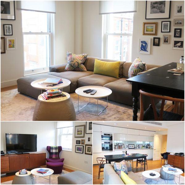 onefinestay london marylebone mayfair luxury apartment rental living room
