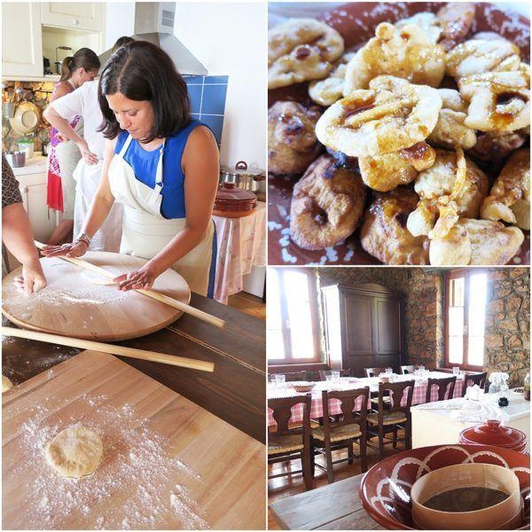 The Romanos Luxury Collection Costa Navarino Sovereign Luxury Holidays Cooking Class 1