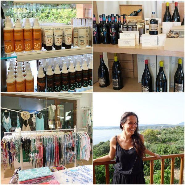 The Romanos Luxury Collection Costa Navarino Sovereign Luxury Holidays Deluxe Shopping