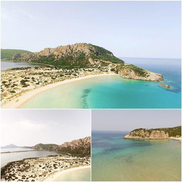 The Romanos Luxury Collection Costa Navarino Sovereign Luxury Holidays Voidokilia Beach Messinia Pelopponese
