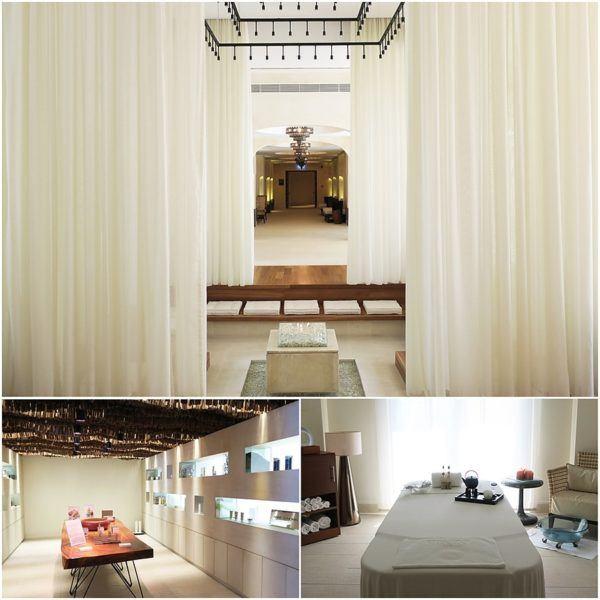 The Romanos Luxury Collection Costa Navarino Sovereign Luxury Holidays anazoe spa