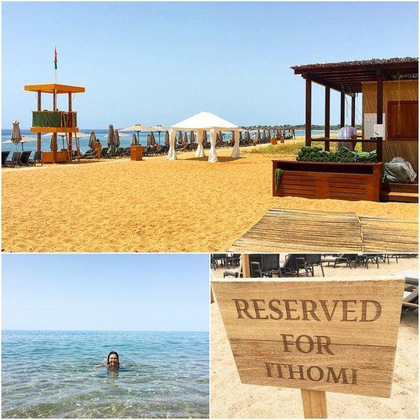 The Romanos Luxury Collection Costa Navarino Sovereign Luxury Holidays beach 1