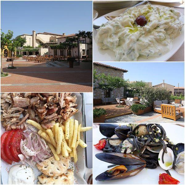 The Romanos Luxury Collection Costa Navarino Sovereign Luxury Holidays restaurants and food