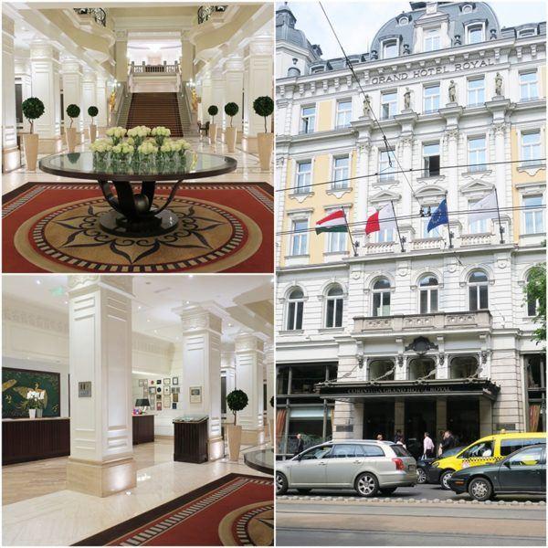 Corinthia Budapest luxury hotel