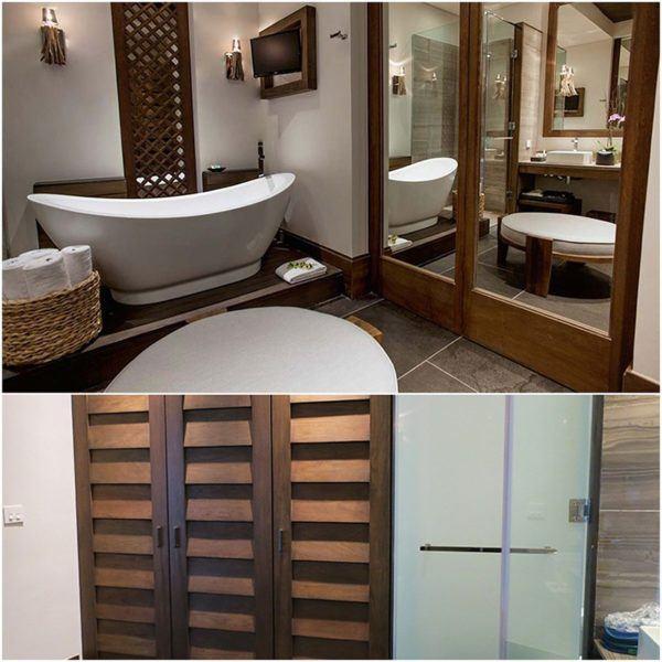 best cancun luxury resorts Nizuc bathroom