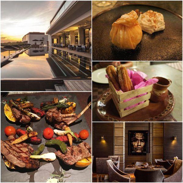 fine dining at Nizuc resort Mexico best resorts