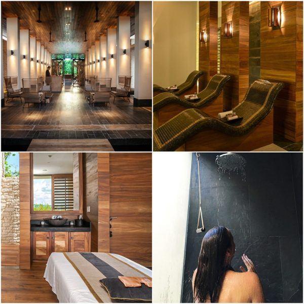 first espa spa in America Nizuc best resorts in Mexico