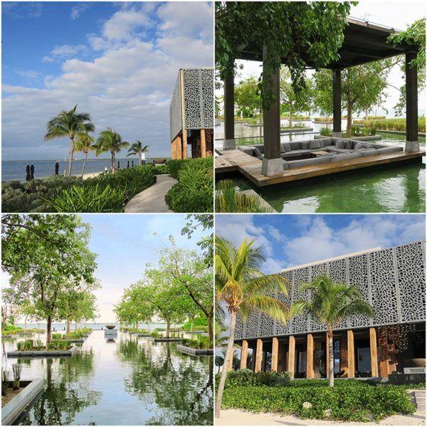 Nizuc Resort and Spa design